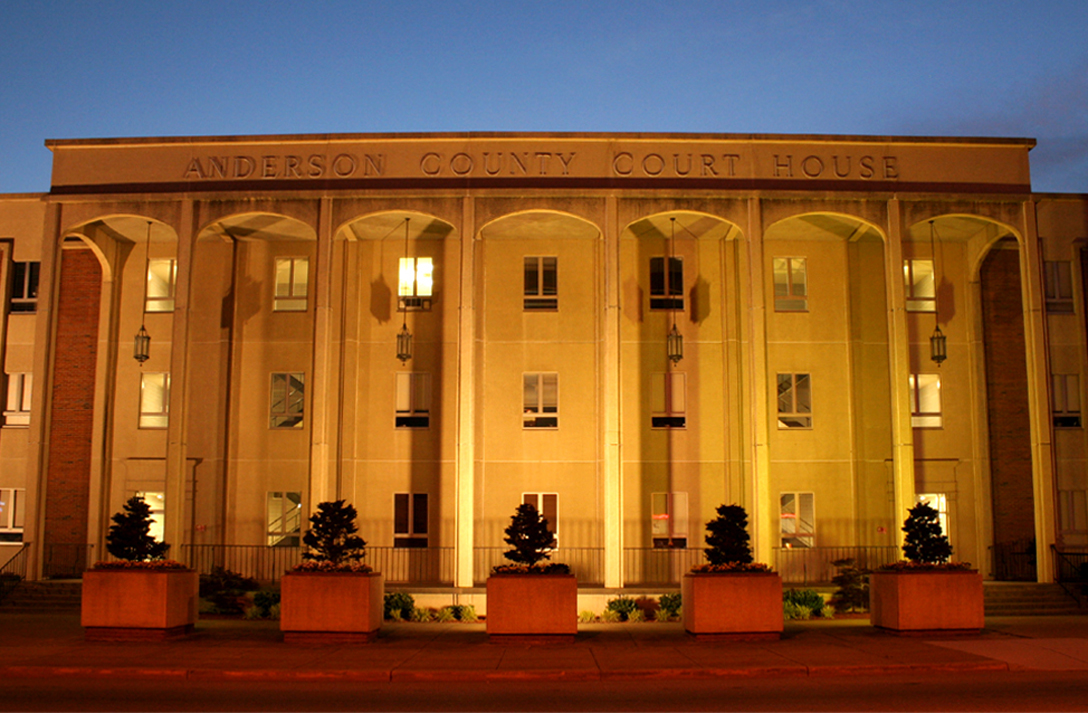Image result for anderson county tn court images
